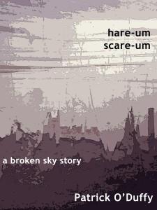 Hare-um Scare-um cover